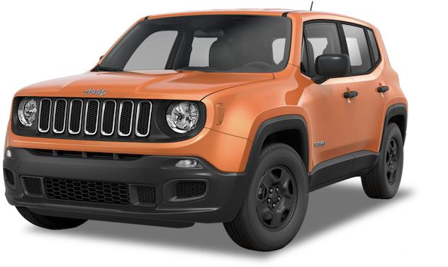 centro auto palianese jeep renegade