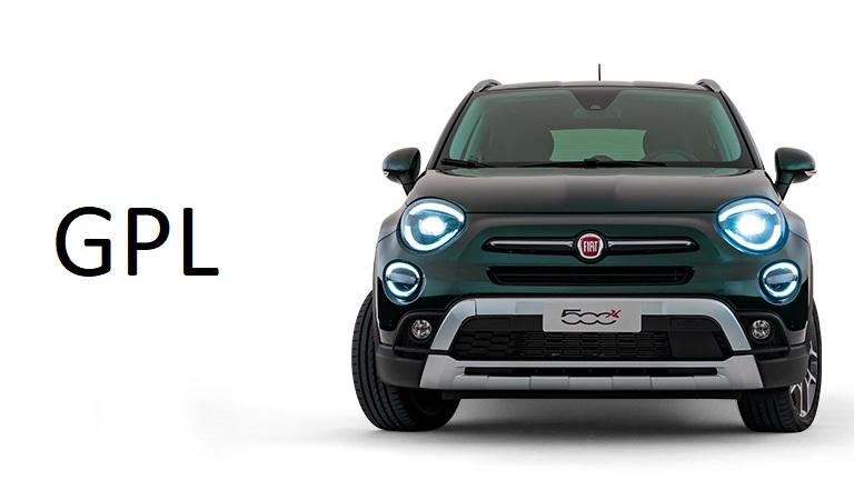 Fiat 500 GPL Km 0